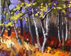 Birch-and-Purple-Sky-16x20-oil-